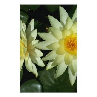 Lotus Flower 14 Cm X 21.5 Cm Flyer