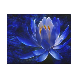 Lotus flower and its meaning canvas print
