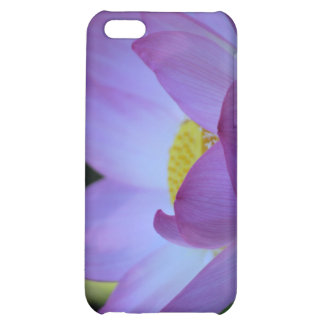 Lotus flower and its meaning case for iPhone 5C