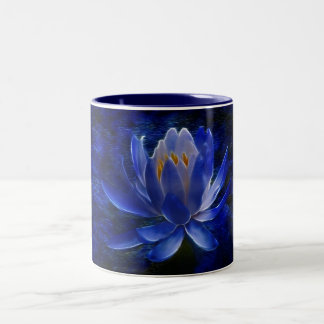 Lotus flower and its meaning mug