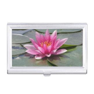 Lotus Flower Business Card Holder