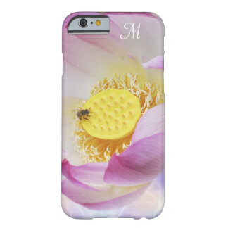 Lotus flower Customize Barely There iPhone 6 Case