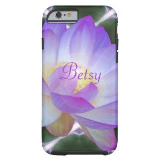 Lotus flower Customize Tough iPhone 6 Case
