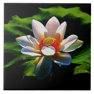 Lotus Flower design decorative tile