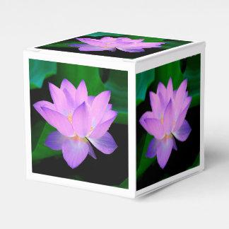 Lotus Flower Favour Box