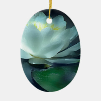 Lotus Flower Gifts Christmas Ornament