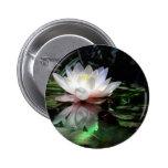 Lotus Flower Gifts Pinback Button