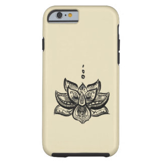 Lotus Flower iPhone 6 case