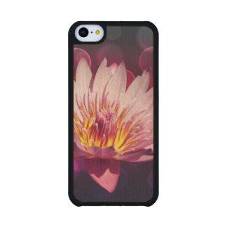 Lotus Flower Maple iPhone 5C Case