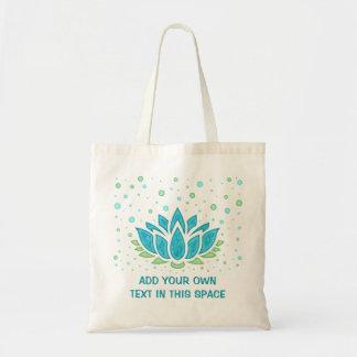 Lotus Flower Meditation Yoga Zen | Text Template