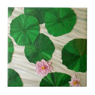 Lotus Flower of the East 1 Tiles