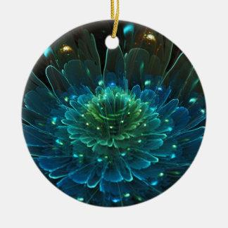 Lotus Flower Rapture Collection Christmas Ornament