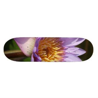 Lotus Flower Skate Deck