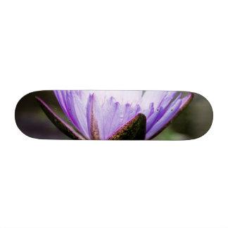 Lotus Flower Custom Skateboard