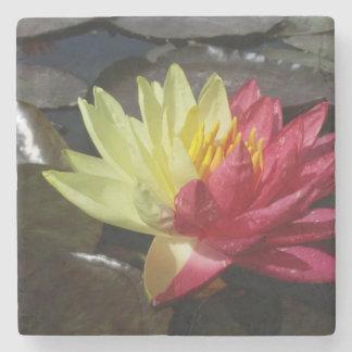 Lotus Flower Stone Coaster