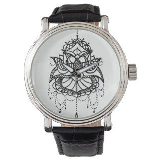 Lotus Flower Watch
