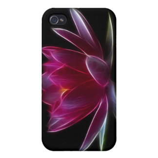 Lotus Flower Water Plant iPhone 4/4S Case