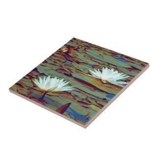 Lotus Flowers Tile Ceramic Tile
