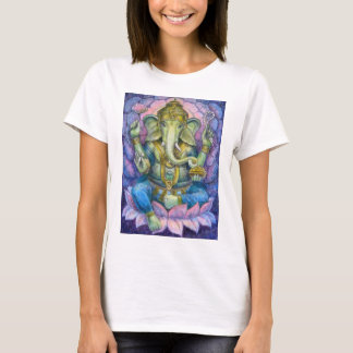 Lotus Ganesha T-Shirt