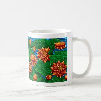 Lotus Garden 11 oz Classic Mug