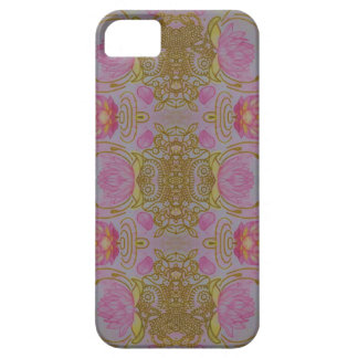 Lotus Garden Case For The iPhone 5