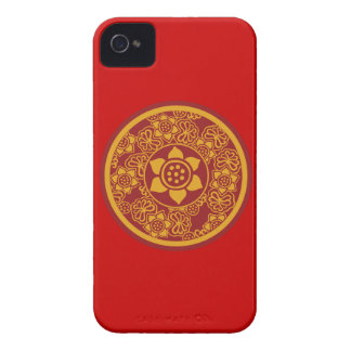 Lotus icon iPhone 4 cover