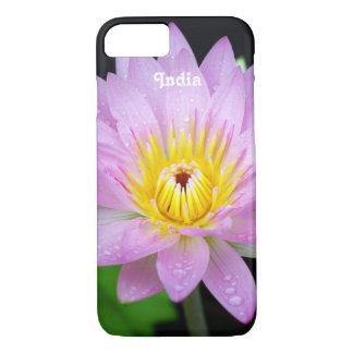 Lotus in India iPhone 7 Case