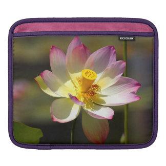 Lotus iPad Sleeve