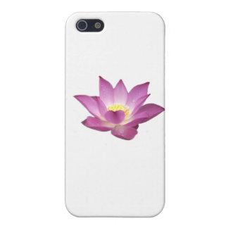 Lotus iPhone 5 Cases