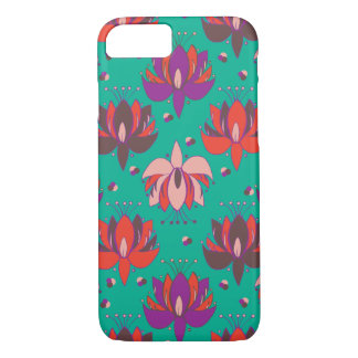 Lotus iPhone 7 Case