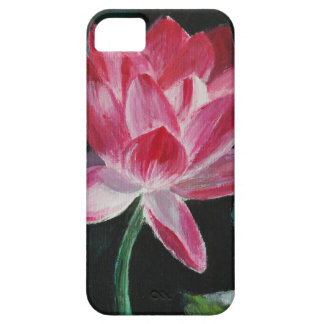 Lotus iPhone SE + iPhone 5/5S, Barely There Case For The iPhone 5