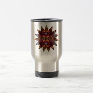 Lotus Leaf : Light Element Star Sparkle Stainless Steel Travel Mug