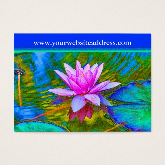 Lotus Lily Flower - Yoga Studio, Spa, Beauty