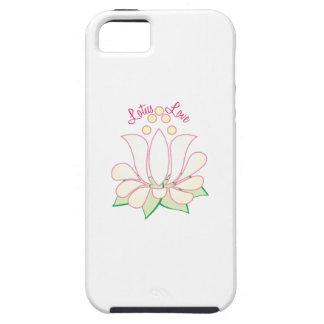 Lotus Love iPhone 5 Cover