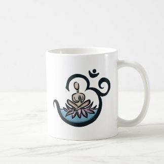 Lotus Lover Yoga Coffee Mugs