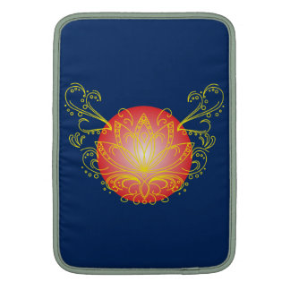 Lotus MacBook Sleeves