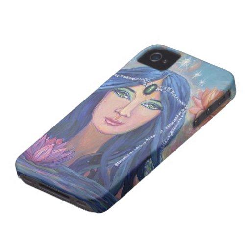 """""""Lotus Mermaid"""" Blackberry Case"""