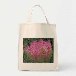 Lotus organic tote