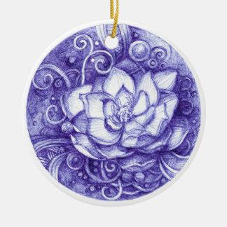Lotus ornament
