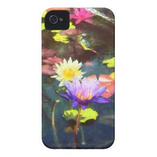 Lotus Pond iPhone 4 Covers