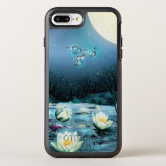 Lotus Pond OtterBox Symmetry iPhone 7 Plus Case