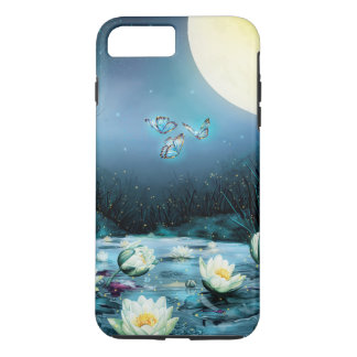 Lotus Pond Tough iPhone 7 Plus Case