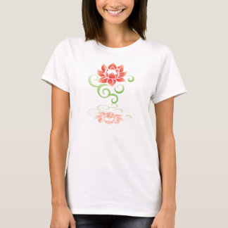 Lotus reflection T-Shirt
