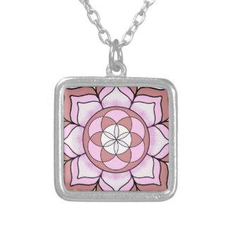 Lotus Rose Necklaces