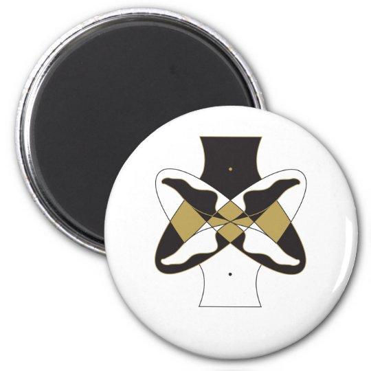 Lotus Seat Magnet