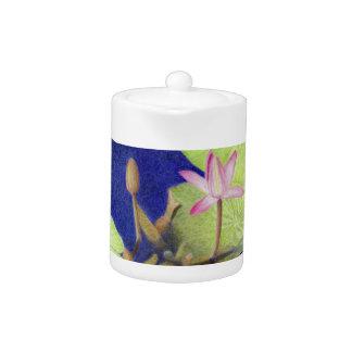 Lotus Small Teapot
