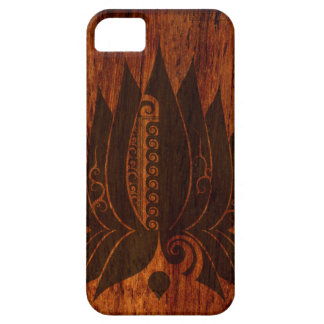 Lotus Spiral iPhone 5 Cover
