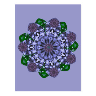 Lotus Star Postcard