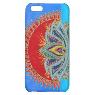 Lotus Sun iPhone 5C Case