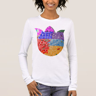 LOTUS : Symbol of Peace and Purity Long Sleeve T-Shirt